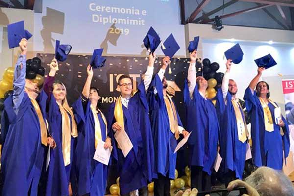 Graduation Celebration – Albania (ISTL)