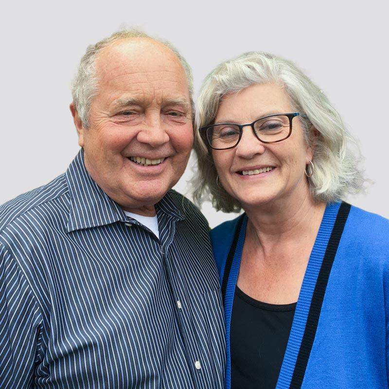 Len and Betty-Ann Bushman