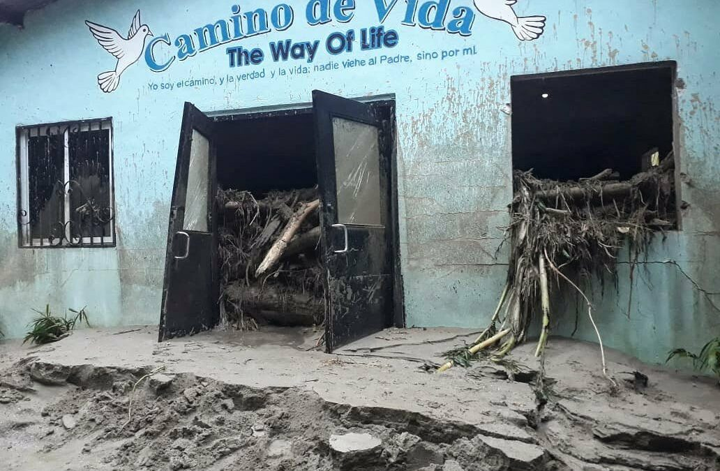 Hurricane ETA in Guatemala – HOL